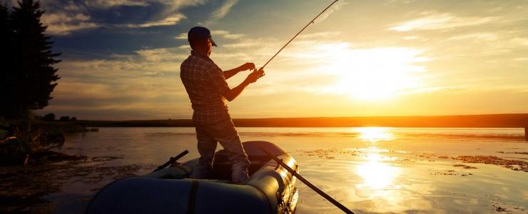 Интересные факты о рыбалке